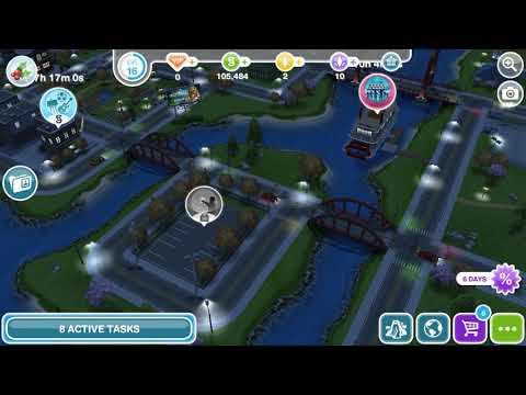The Sims Freeplay - Need For Steed / Build The Stables