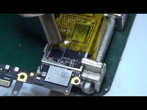 iPhone 6 audio ic replacement, no sound fix. Не работает динамик и микрофон