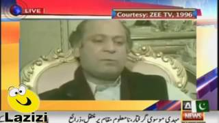 Dr Shahid Masood Played the Old Clip of Nawaz and Exposing Nawaz Sharif