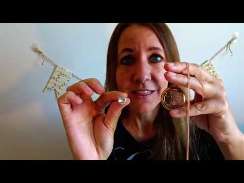 Origami Owl Jewelry. This is how it works. Put it together.