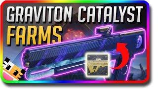 Destiny 2 - Graviton Lance Catalyst Fast Farm & Sunshot Catalyst