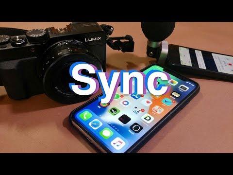 아이폰, 카메라, 녹음기 등등! 수많은 장비 싱크는 어떻게 맞추지? 오디오 싱크 맞추기 + 편집하는 방법 multi source editing sync