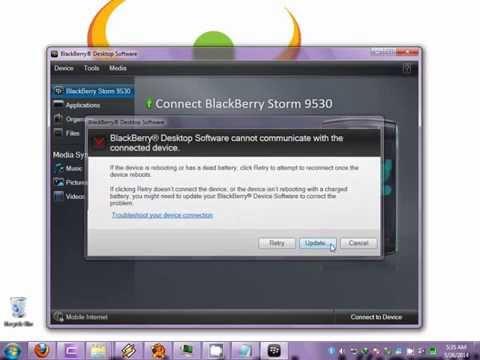 Tutorial Flash BlackBerry 9530 Tanpa Sensor