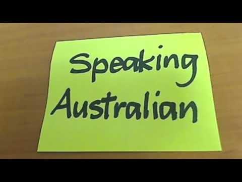 How to Speak Australian - Top 10 Aussie Survival Words - The Australian Way