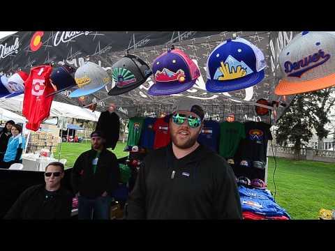 Aksels Hats Colorado 420 Rally Denver
