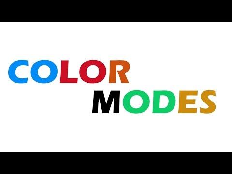 Color Modes Tutorials - Photoshop Tutorials - 2014