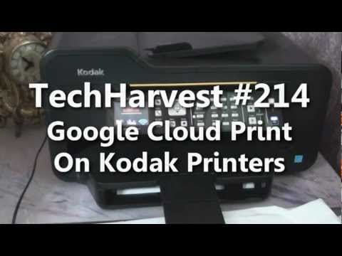 Google Cloud Print On Kodak Printers
