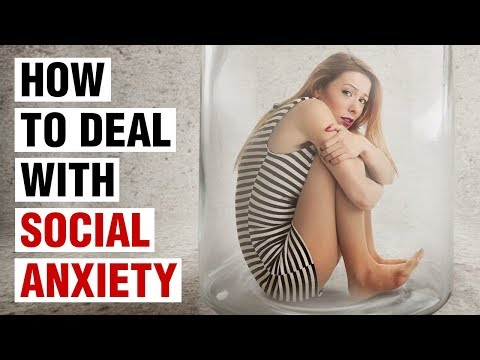 How To Deal With Social Anxiety and Socially Awkward Situations
