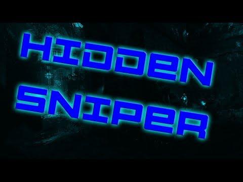 Secret HIDDEN Sniper in WW2!
