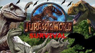 Jurassic World: Survival FULL MOVIE (2015)