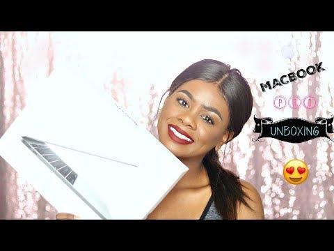 unboxing my macbook pro 13 inch !!!!!! | Francine hughley