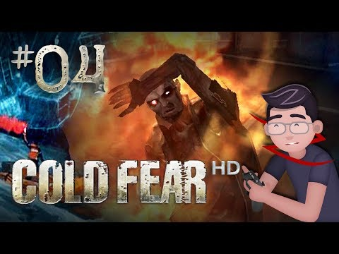 Cold Fear HD - Let's Play #04 - Anischenko, I am disappoint!
