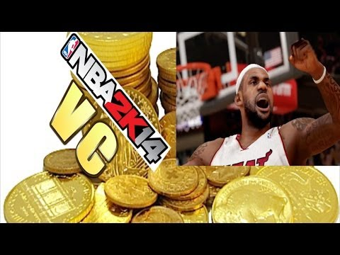 NBA 2K14 Next Gen Tutorial- How to Get Quick VC + Locker Codes! | Xbox One & PS4
