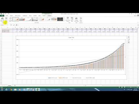 How to Remove chart bar Numbers (Data Labels) in Excel 2013