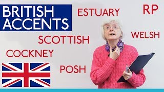 Learn British accents and dialects – Cockney, RP, Northern, and more!