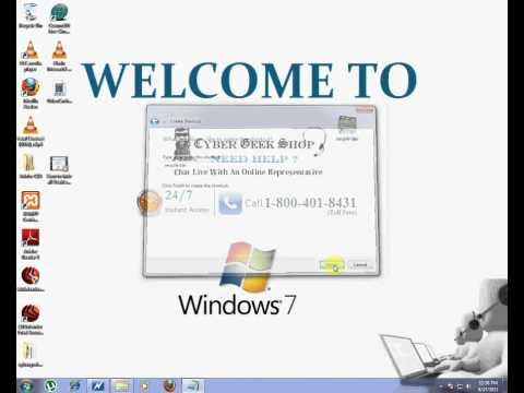 How to Add Recycle Bin shortcut icon to Windows 7 taskbar