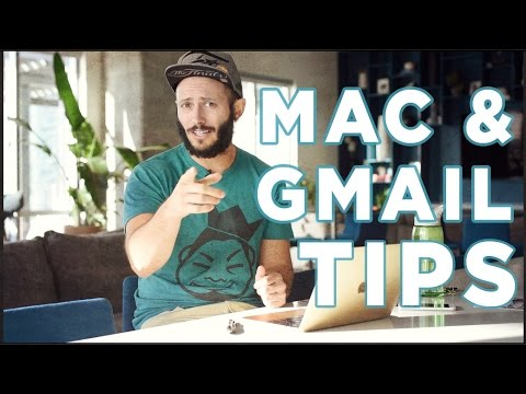 Productivity Tips: Mac & Gmail Tips to Optimize Your Time