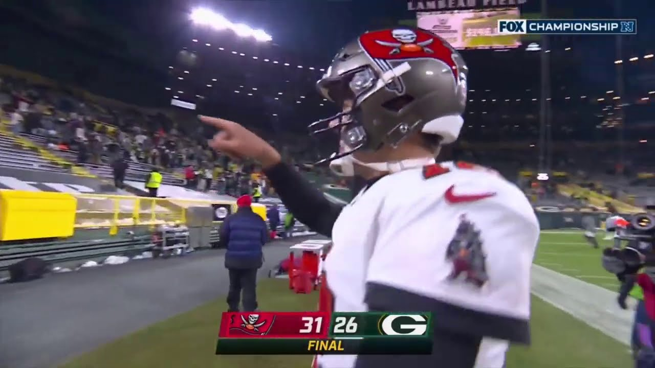 Tom Brady & Bucs Ice the NFC Championship & Advance to Super Bowl 55