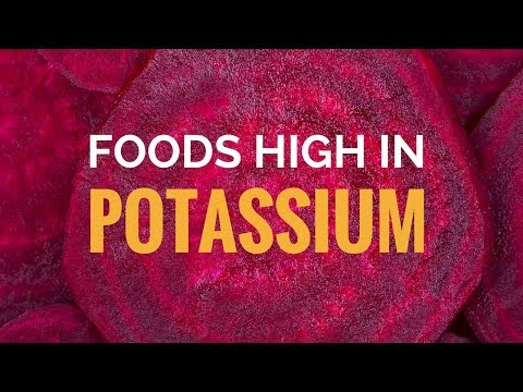 6 Healthy Foods That Are High in Potassium