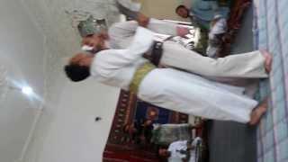 Yemeni Dance In Manakha, Yemen