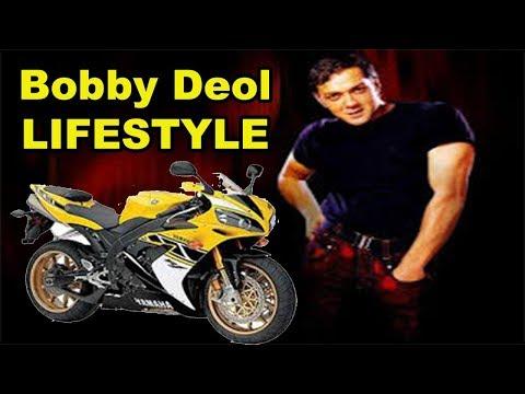 Bobby Deol Lifestyle 2018 [Celebrity Cafe]