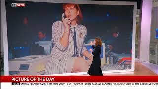 Kay Burley: 30 years at Sky