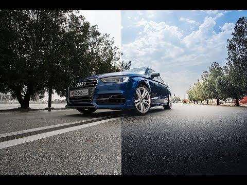 How To Edit Car Photos in Adobe Lightroom tutorial