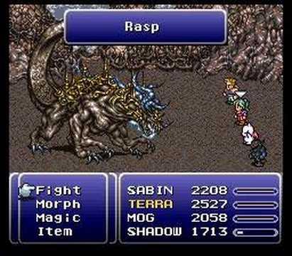 Final Fantasy VI Playthrough (84) AtmaWeapon