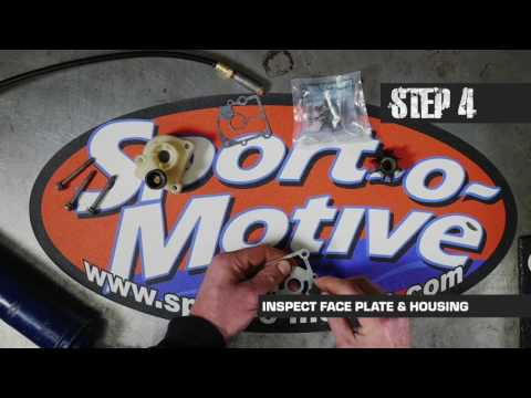 How to:  Mercury Impeller Change with Chase Parsons