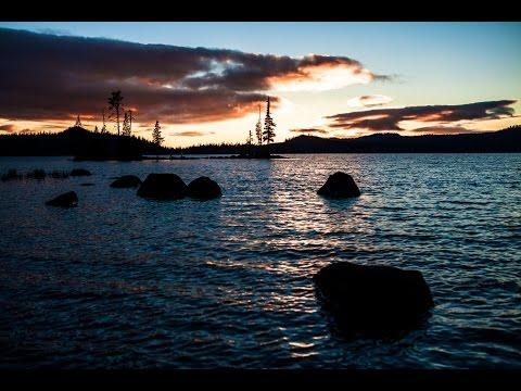 Hungarian Camping trip  Waldo lake Oregon 720p