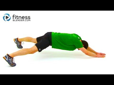 HIIT Workout for Endurance and Strength - Intense Home Cardio Workout