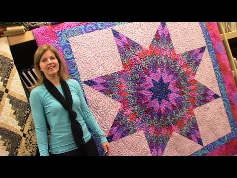 Let's Make! | Lone Star Quilt Tutorial