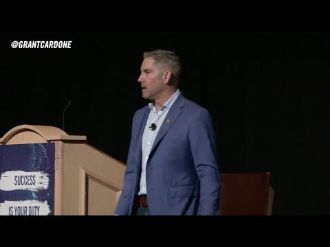 Are You Better Trained than a Bartender?- Grant Cardone