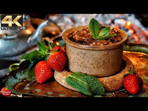 Primitive Cooking - Ultimate Creme Brulee 4K