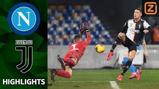 SPANNENDE WEDSTRIJD TUSSEN AARTSRIVALEN | Napoli vs Juventus | Serie A 2019/20 | Samenvatting