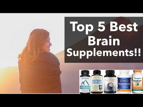 5 Best Brain Function Supplements - Best Brain Supplements Reviews