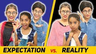 Parents: Expectation Vs. Reality | SAMREEN ALI