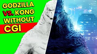 Uncovering the CGI, Visual Effects \u0026 Making of Godzilla vs. Kong