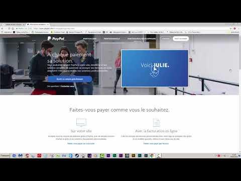 Comment trouver vos Code API Paypal