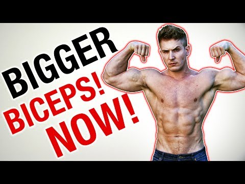 How To REALLY Build Bigger Biceps Naturally | Advice That Works Because I'm Not A FAKE NATTY SCUMBAG