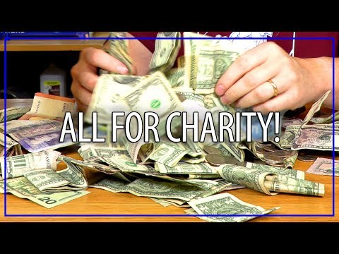 Charity Money Fan Mail Friday! How Much Raised For Seattle Childrens Hospital / Radiothon