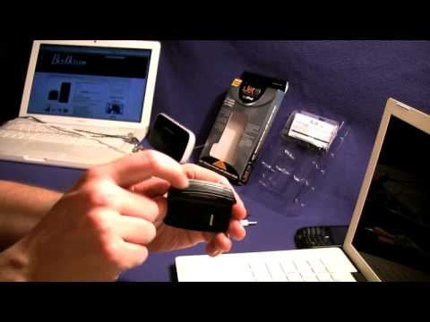 iJet NAV Elite Wireless RF Remote Control for iPod & iPhone - Unboxing & Review