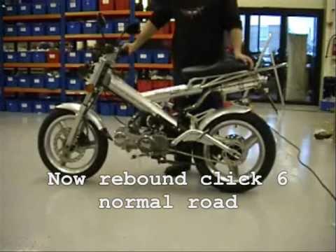 Sachs madass rear shock test OORacing.com