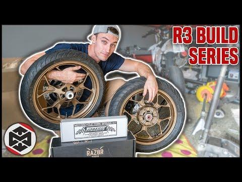 MOD HAUL!! Suspension, Wheels, AIS Removal [R3 Build Part 5]