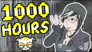 What 1000 HOURS of DOKKAEBI Experience Looks Like - Rainbow Six Siege