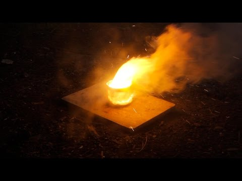 Nickel Oxide Thermite
