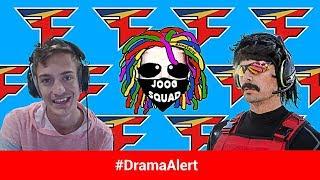 Dr DisRespect OWNS TROLL! #DramaAlert Joogsquad ARRESTED, Ninja Record BROKEN, KEEMSTAR