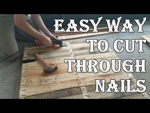 How To Cut Nails With A Multi Tool