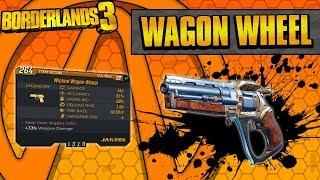 Download Borderlands 3 | Wagon Wheel Legendary Weapon Guide (Pellets Everywhere!) Video