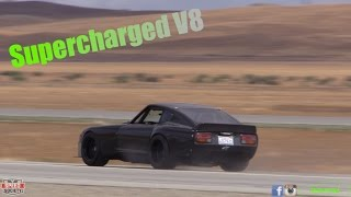 This 240z has some KICK under the HOOD